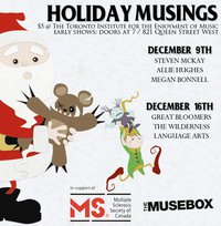 The MuseBox Presents Holiday Musings