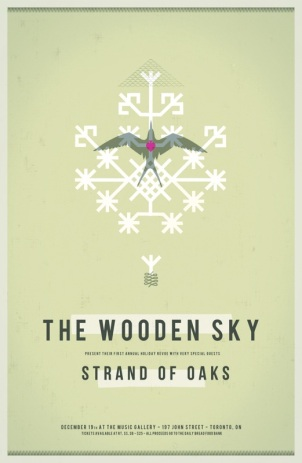 The Wooden Sky Holiday Revue