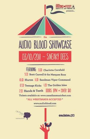 CMW Audio Blood
