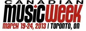 Canadian Music Week 2013
